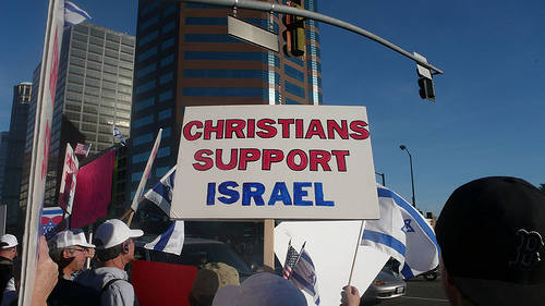 Christians-support-Israel